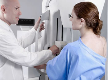 Image: A new study by Oxford scientists has found that thousands more women with breast cancer should be given radiotherapy as part of their treatment for the disease (Photo courtesy of GlowImages / Corbis).