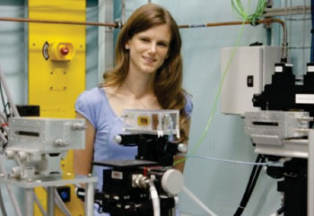 Image: Dr. Kaye Morgan, Monash University (Photo courtesy of Monash University).