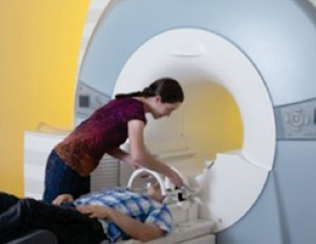 Image: BYU\'s MRI lab (Photo courtesy of Mark A. Philbrick).