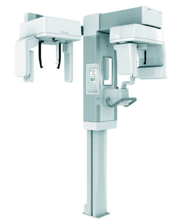 Image: The Cranex 3Dx cone beam CT (CBCT) dental imaging technology (courtesy of Soredex).