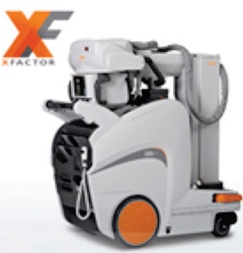 Image: Carestream DRX-Revolution Mobile X-ray System with Wireless DRX Detector (Photo courtesy of Carestream).