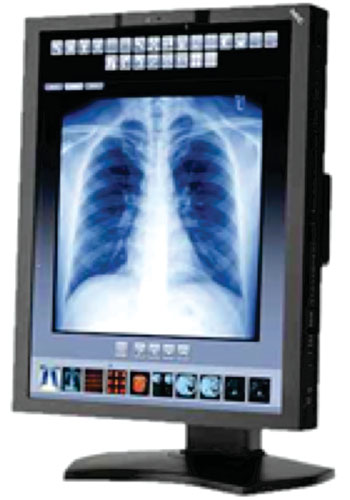 Image: NEC Display Solutions MD210C3 Diagnostic Review Monitor (Photo courtesy of NEC Display Solutions).