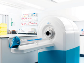 Image: MR Solutions' Cryogen-free 4.7-T MRI Scanner (Photo courtesy of MR Solutions).