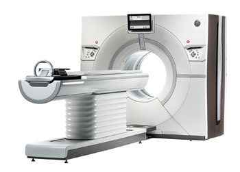 Image: The Revolution CT system (Photo courtesy of GE Healthcare).