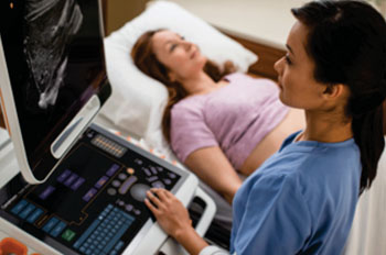 Image: The Carestream Touch Prime Ultrasound System (Photo courtesy of Carestream).