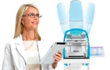 Image: Planmed Clarity 3D Digital Breast Tomosynthesis Device (Photo courtesy of Planmed).