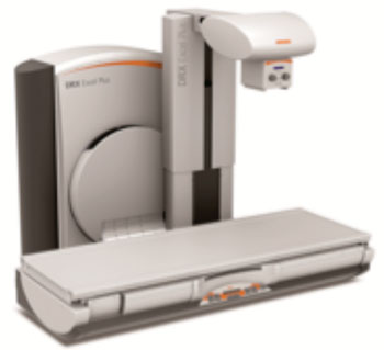 Image: Carestream DRX-Excel Plus Fluoroscopy Imaging System (photo courtesy of Carestream).