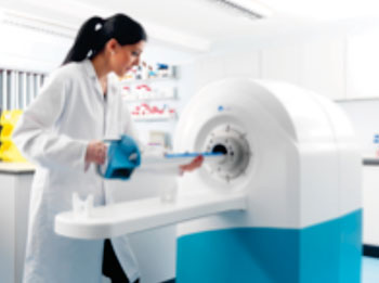 Image: MRS 3000 preclinical MRI System (photo courtesy of MR Solutions).