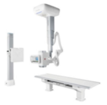 Image: Samsung GC85A Ceiling-mounted Digital Radiography System (Photo courtesy of Samsung).