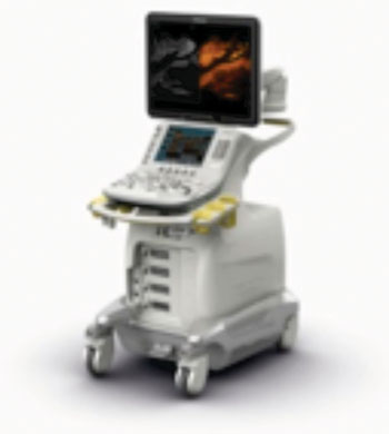 Image: The Hitachi Medical ARIETTA V70 Endoscopic platform with HS CE-EUS. (Photo courtesy of Hitachi Medical Systems, Europe).