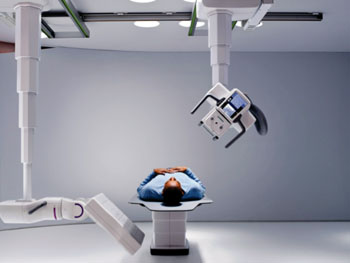 Image: The Multitom Robotic Advanced X-ray (Rax) system (Photo courtesy of Siemens Healthcare).