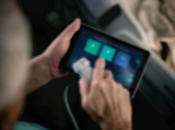 Image: The FUJIFILM Sonosite hand-held portable ultrasound device (Photo courtesy of FUJIFILM Sonosite).