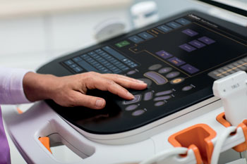 Image: Carestream Touch Ultrasound System (Photo courtesy of Carestream).