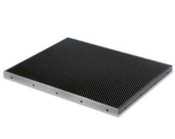 Image: The second-generation Amorphous Silicon XRpad 3025 X-Ray detector Intended for Digital Radiography (Photo courtesy of Perkin Elmer).