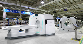 Image: NewSight PET/CT System (Photo courtesy of Neusoft and PR Newswire).